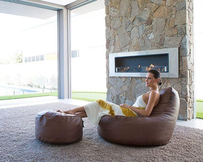 Epona Co. Indoor Bean Bag Range The Zen Chair Saddle