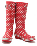 Evercreatures Polka Tall Wellies