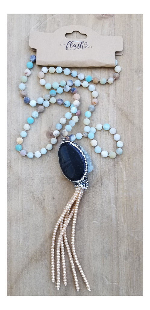 Natural Amazonite-Flash3 Boutique