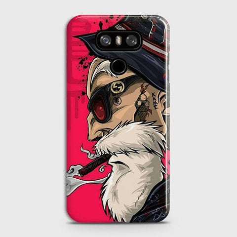 Master Roshi 3D Case For LG G6