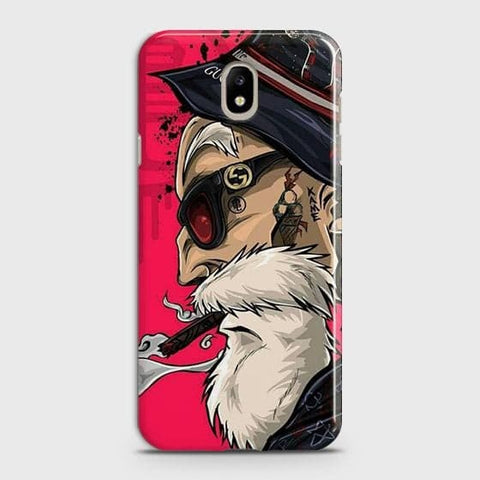Master Roshi 3D Case For Samsung Galaxy J3 Pro