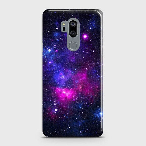 Dark Galaxy Stars Modern Case For LG G7 ThinQ