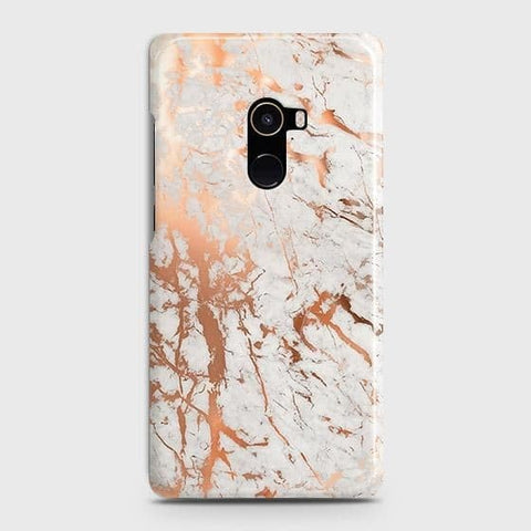 3D Print in Chic Rose Gold Chrome Style Case For Xiaomi Mi Mix 2