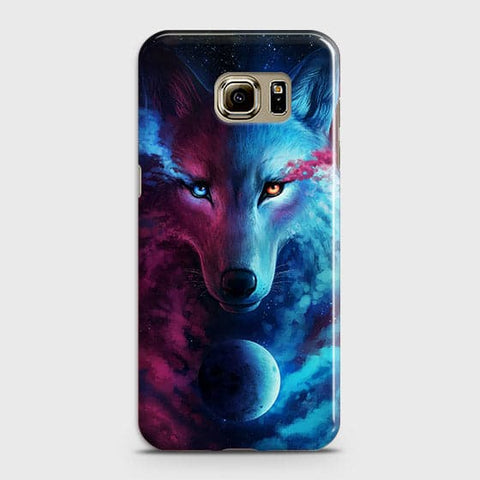 Infinity Wolf 3D Trendy Case For Samsung Galaxy Note 5