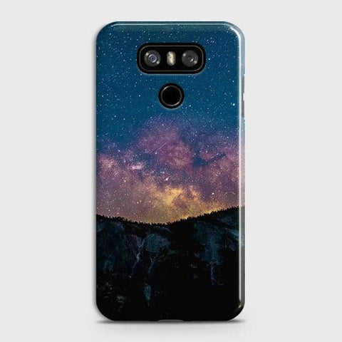 Embrace, Dark Galaxy 3D Trendy Case For LG G6