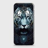Vintage Galaxy 3D Tiger  Case For Samsung Galaxy J7 Prime 2