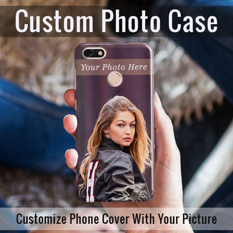 HD Print With Lifetime Print Warranty Case For Huawei Y6 Pro (2017) - Customize Photo