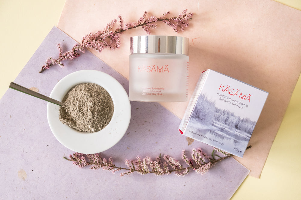 Classic - Clarifying Clay Mask for all skin types