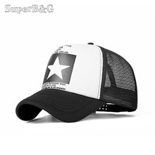 Load image into Gallery viewer, Super 2019 Fashion Summer Cap for Men & Women