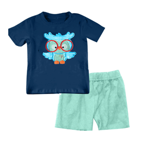 Boy's 2PC Short Set