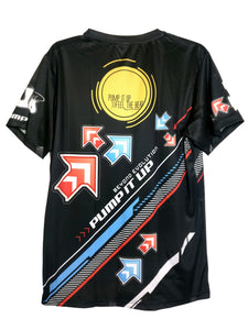 PIU ARROWS DARK SHIRT