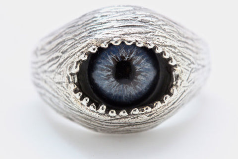 Evil Eye Ring Type Two