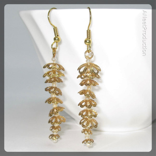 Catkin Earrings
