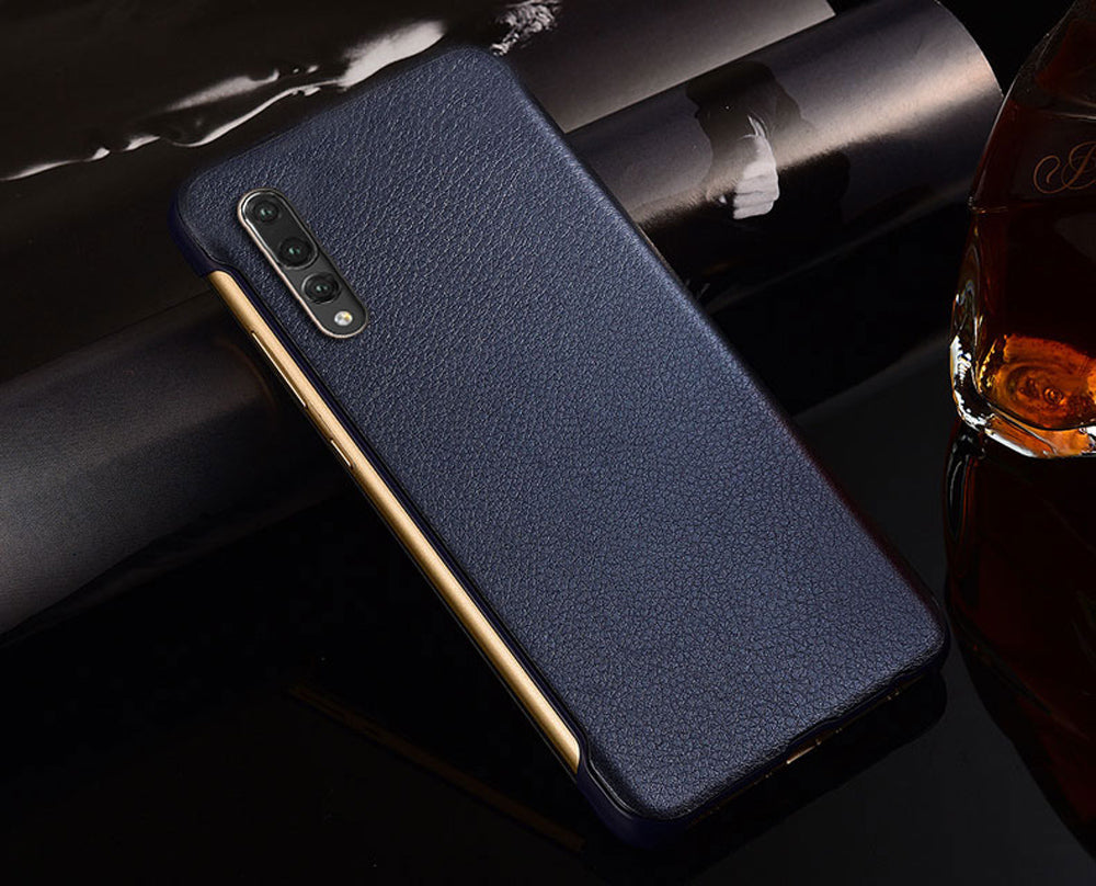 Flip Cover Leather Phone Case For Huawei P20 P20 Pro P20 Lite Case