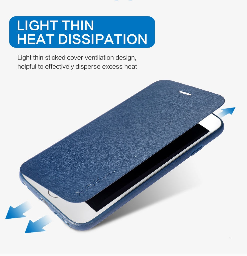 Ultra Thin Leather Flip Phone Case Stand Holder Protectiv Cover Case For iPhone X XS Max XR