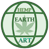 Hemp Earth Art