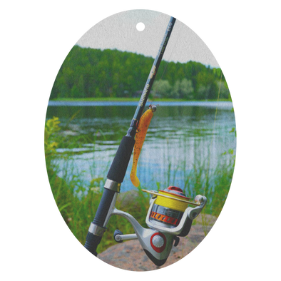 I'd Rather Be Fishing Air Freshener - 3 Pack - Choice of 13 Scents