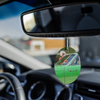 Classic Car At Gas Station Air Freshener - 3 Pack - Choice of 13 Scents