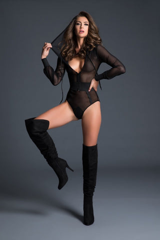 Sweet & Delicious Bodysuit - Tiaz Boutique