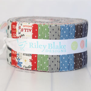 Varsity Hockey Jelly Roll