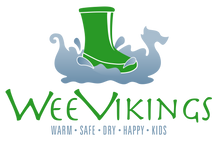 Children rain set, rain jackets, boots, backpacks, merino wool, bamboo. WeeVikings - your online store with high quality Scandinavian brands