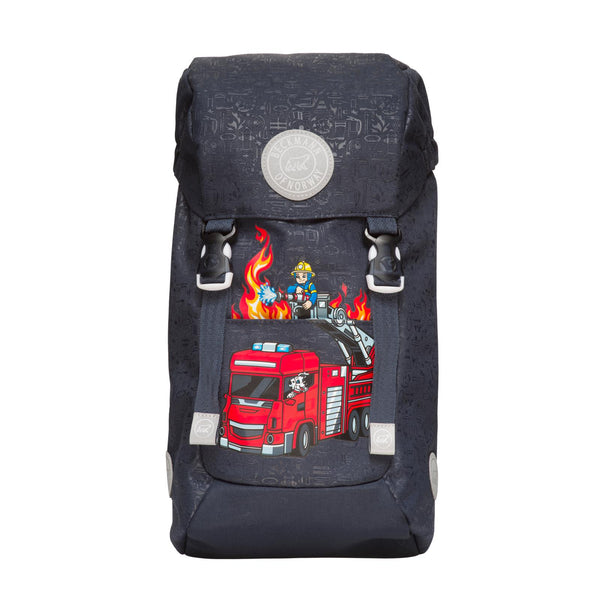 Backpack Preschool Firetruck 12 litre
