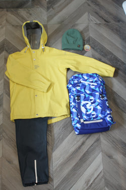 Ready for School, Upper Elementary Blue