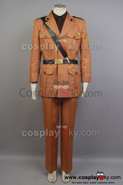 Hetalia: Axis Powers 2P Italia Uniforme Disfraz