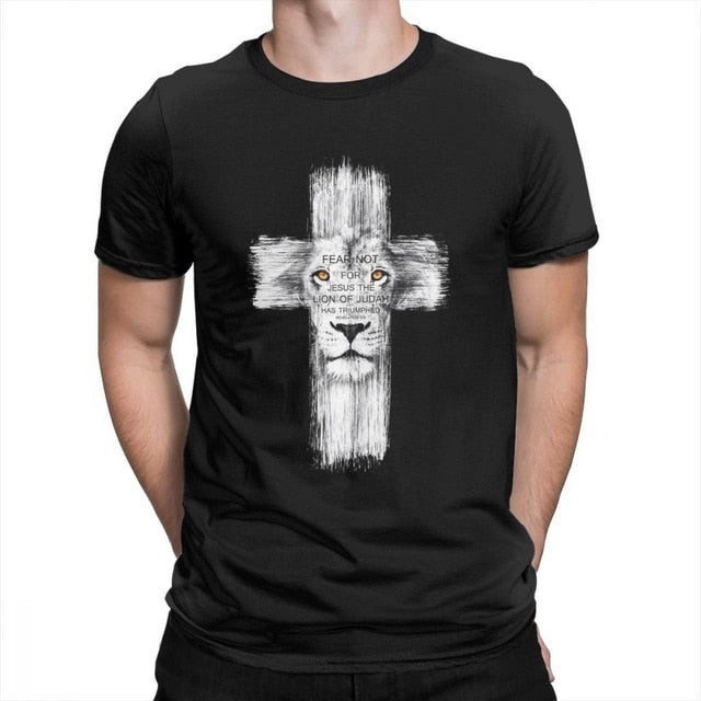Lion of Judah Tee - lionecher