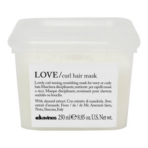 LOVE/ curl hair mask