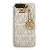 Michael Kors Mk Bag Texture Print iPhone 8 Plus Case | Casescraft