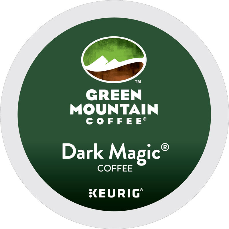 Dark Magic® Extra Bold Coffee, Keurig K-Cup | Green Mountain Coffee®