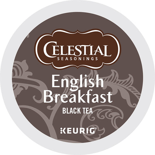 English Breakfast Tea, K-Cup, Keurig | Celestial Seasonings®