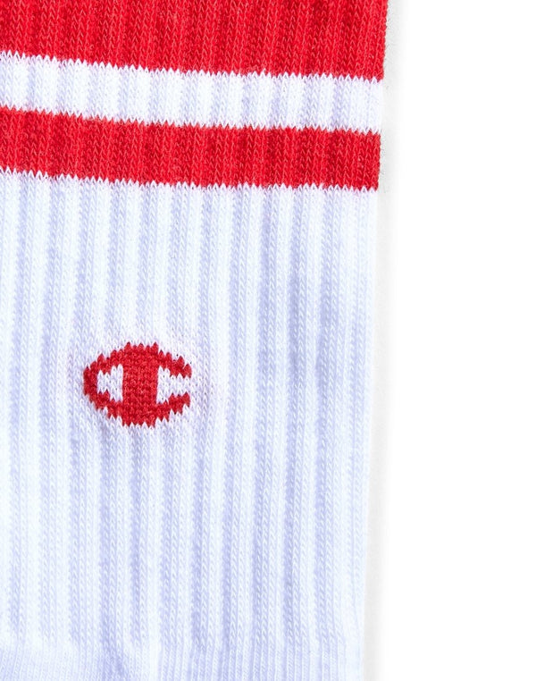 Champion - Socks White and Red