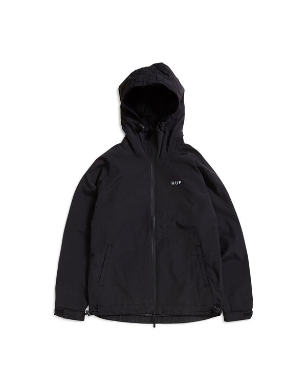 HUF - Standard Shell Jacket Black