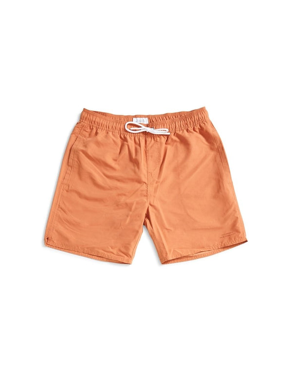 Saturdays NYC - Timothy Swim Shorts Orange