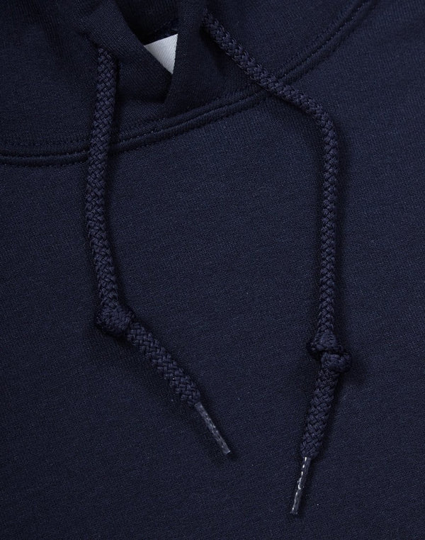 The Idle Man - Classic Overhead Hoodie Navy