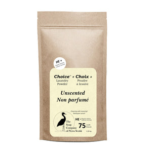 Unscented Choice Laundry Powder