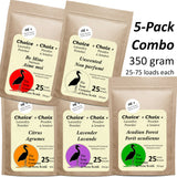 350 gram Combo ~ Choice Laundry Powder