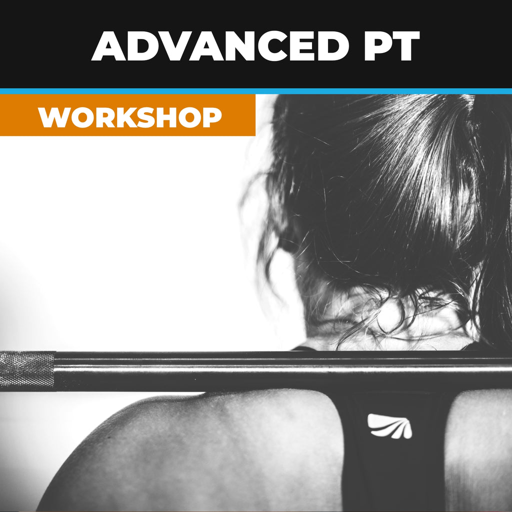Advanced Personal Training Online Workshop