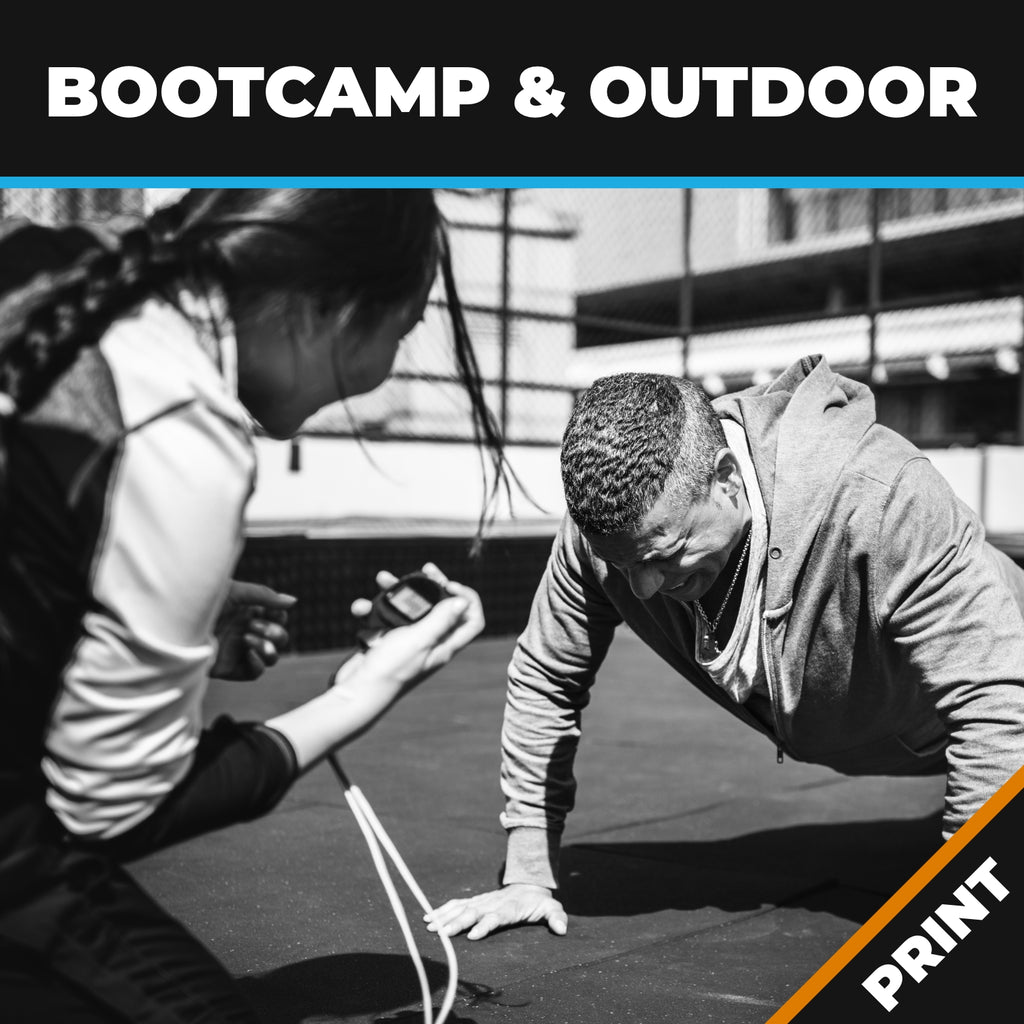 Boot Camp and Outdoor Fitness PRINT