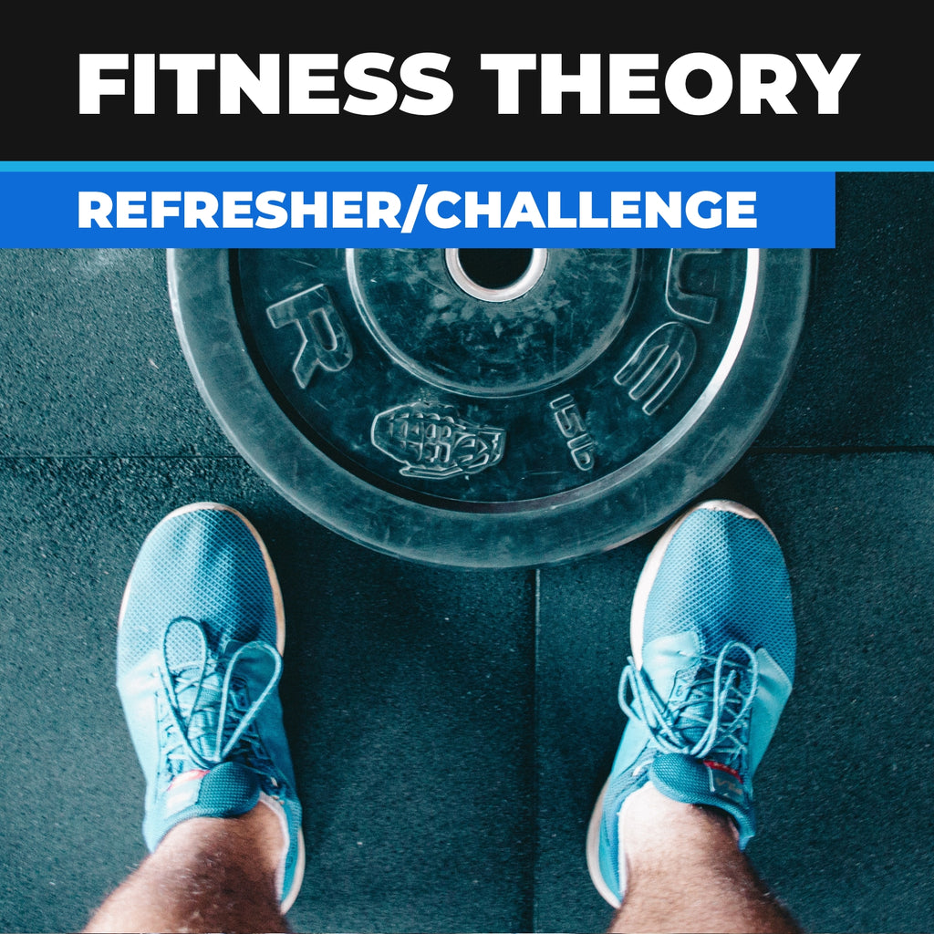 Fitness Theory Online Refresher Challenge Course