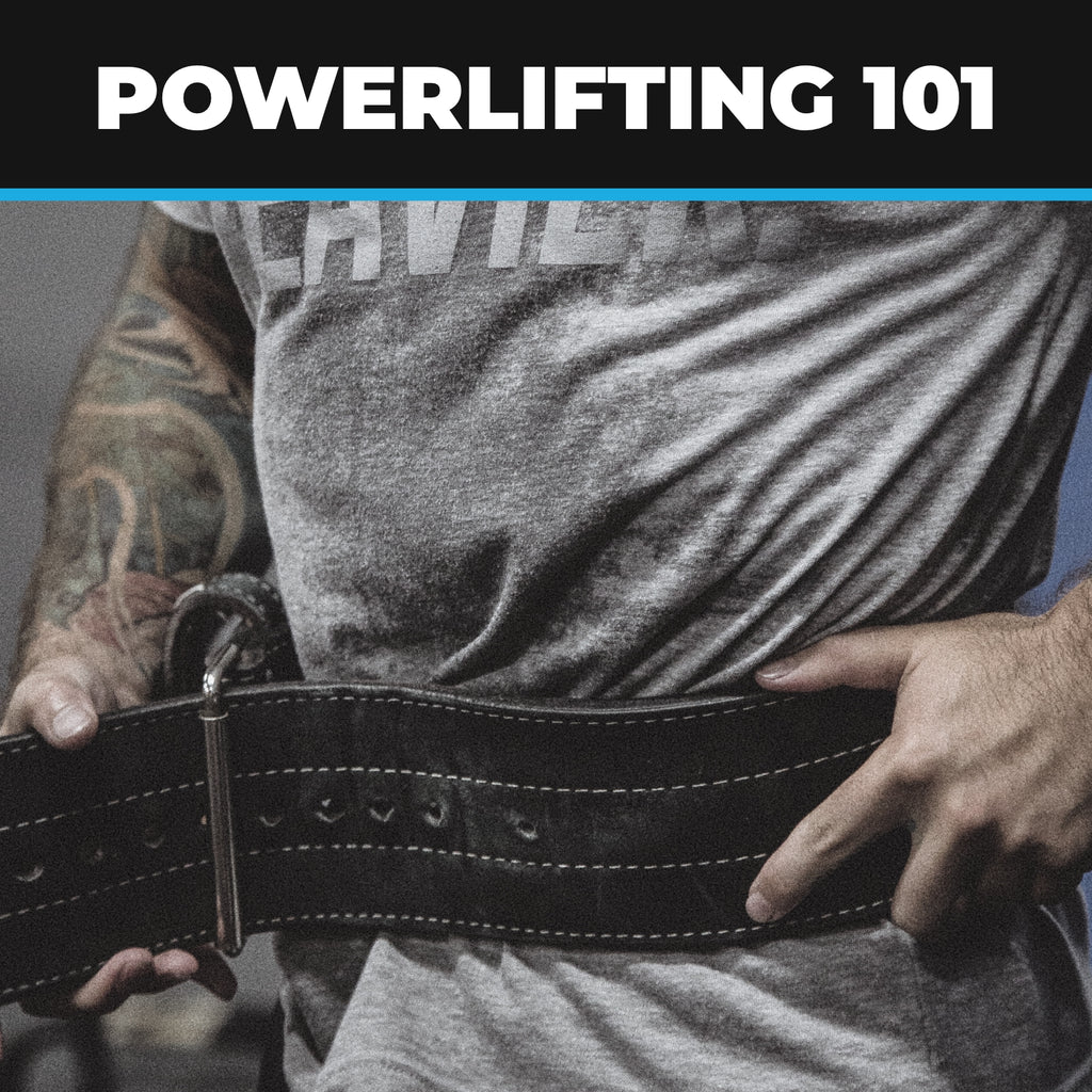 Powerlifting 101; Powerlifting to Win!