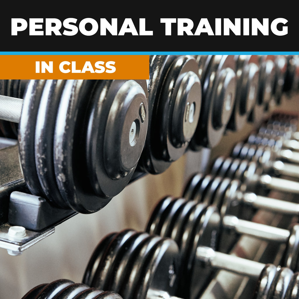 Personal Training Course In Class Victoria