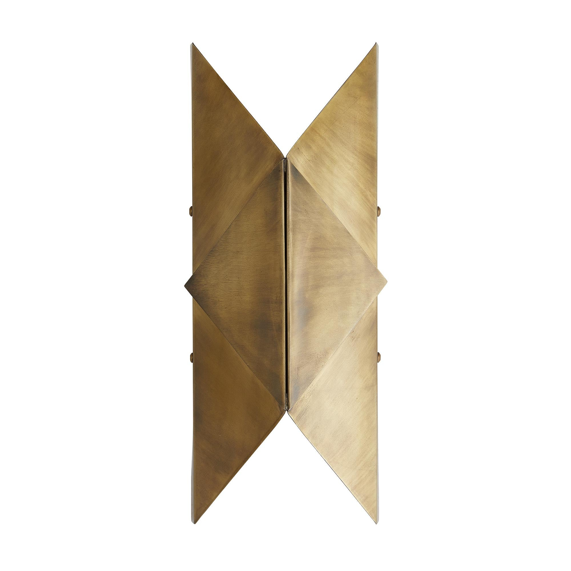 Origami Sconce