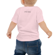 Animal Lover- Baby T-shirt 6M-24M. (Various color options)