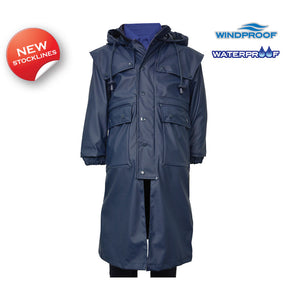 Kids Pioneer Long Raincoat