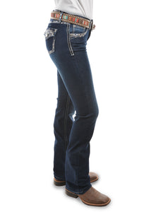 Womens Taylor Boot Cut Jean - 34 Leg