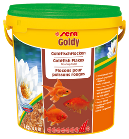 #Goldfish flake #fish food #fish flake