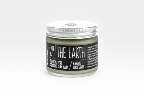 The Earth French Clay Face Mask